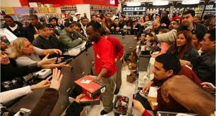 OSHA Encourages Crowd Management Measures for Black Friday