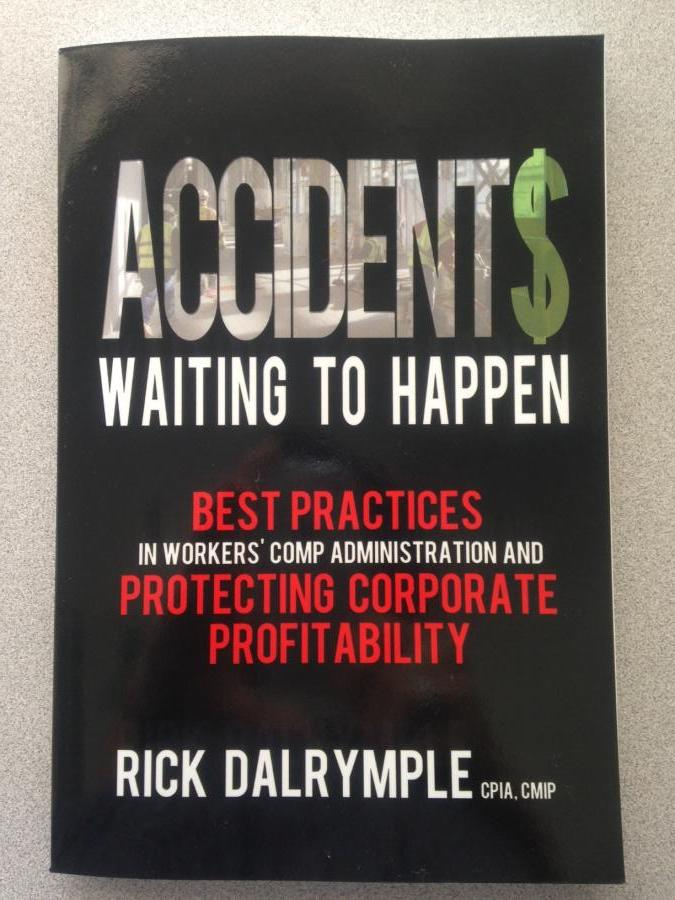 Safety Links' Trevor Reschny, CSP featured in new book, Accidents Waiting To Happen by Rick Dalrymple