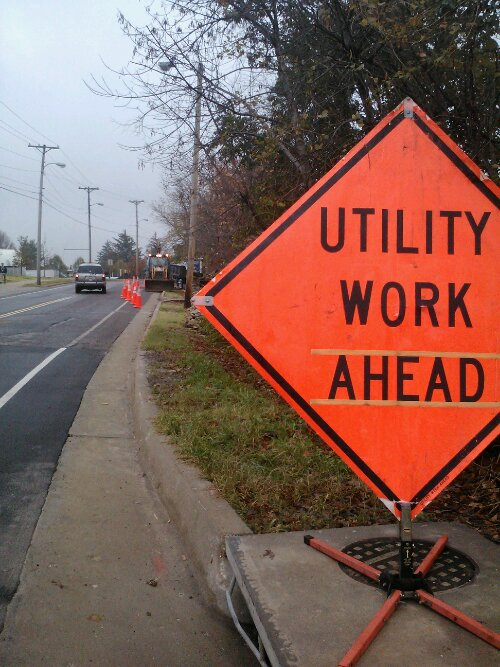 Now Offering: Utility Worker Traffic Control course